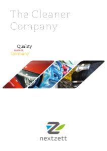 Nextzett Catalogue 2019 (EN)